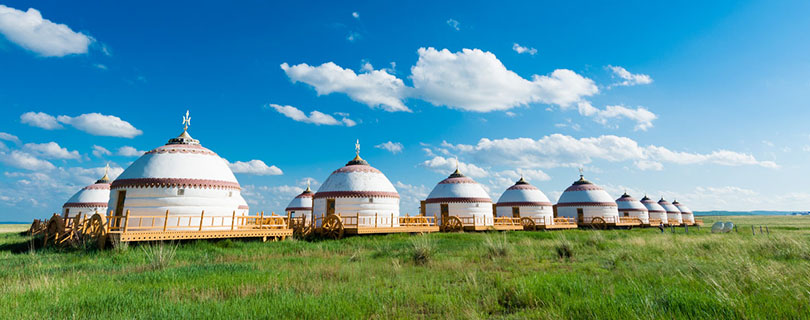 蒙古包的独特价值