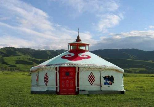 蒙古包的受力结构简单介绍