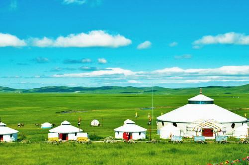 传统蒙古包的制作工艺