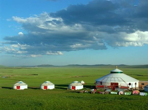 蒙古包防雨水是什么原理