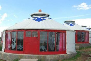 草原传统蒙古包近些年的发展演变