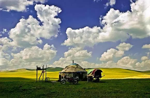 住过蒙古包的人越来越多了,但是知道蒙古包的来历吗?
