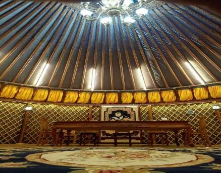 豪华蒙古包与普通蒙古包的三个特点