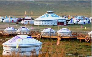 蒙古包为何都建成圆的