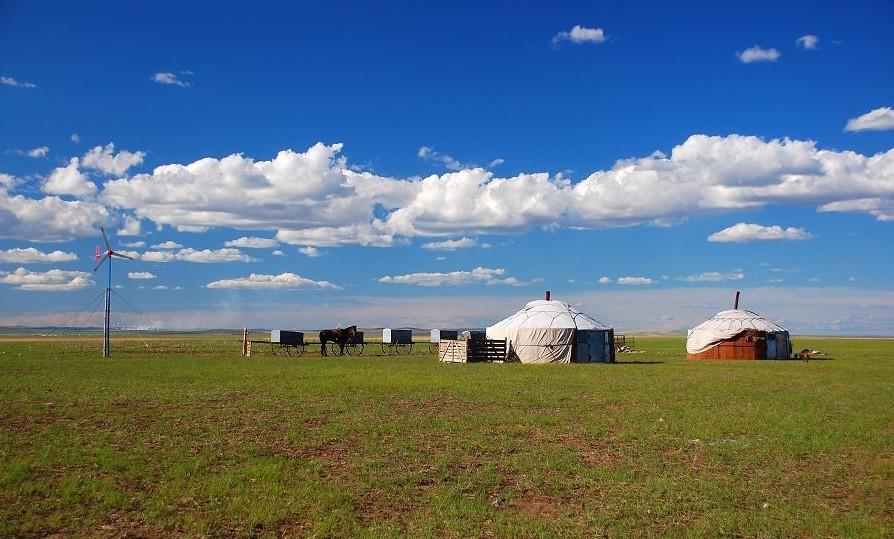 土耳其穹庐顶式建筑的灵感竟然是源于蒙古包