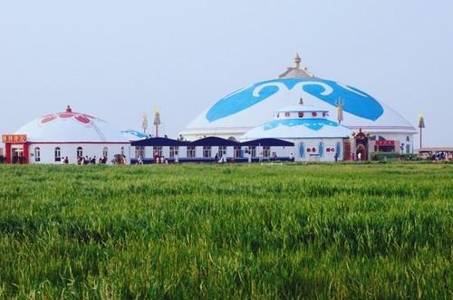 蒙古包里的春节竟然这么不一样