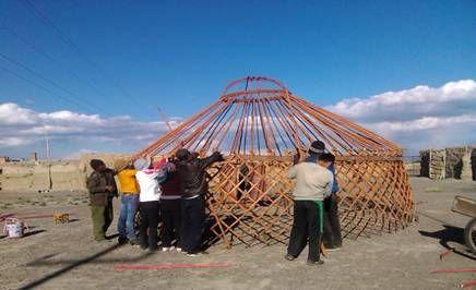 蒙古包有大有小,那是怎么区分的呢