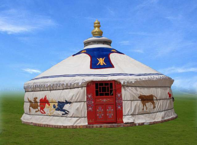 蒙古包元代时期基本定型