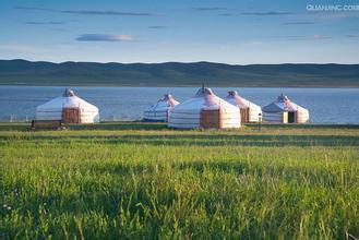 蒙古包-牧民之家