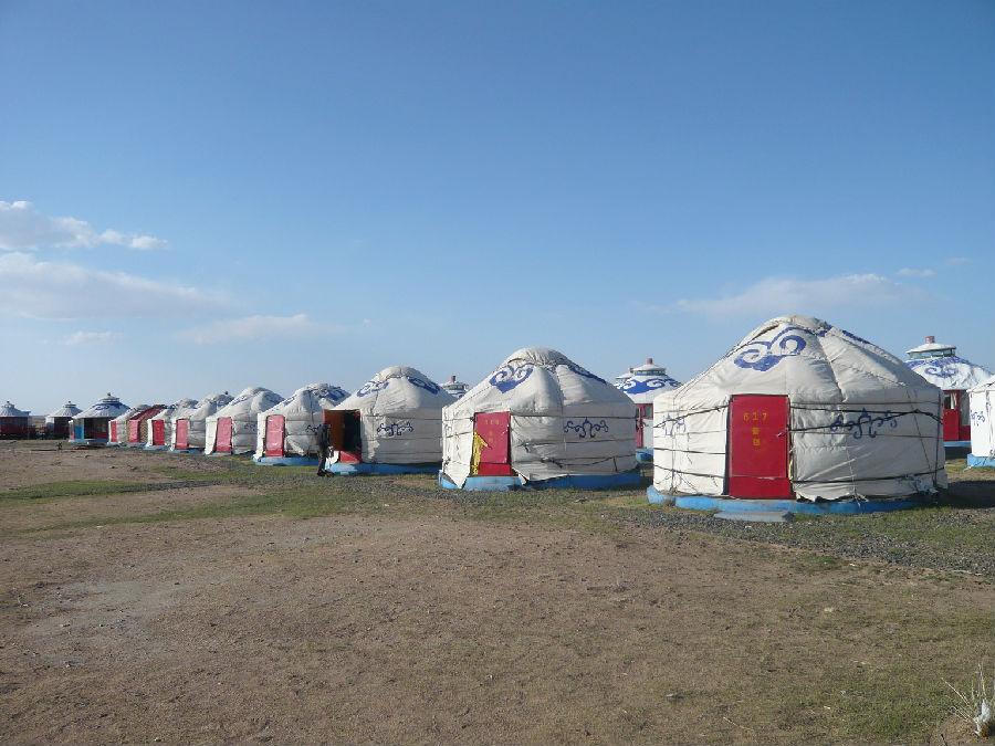 蒙古包也有自己独特的美