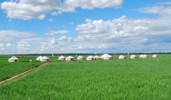 蒙古包蕴含的和谐思想