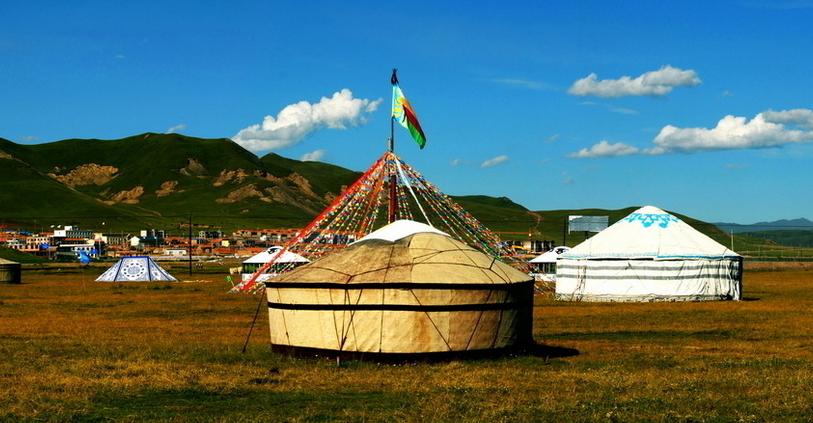 蒙古包的前世竟然是窝棚,大开眼界