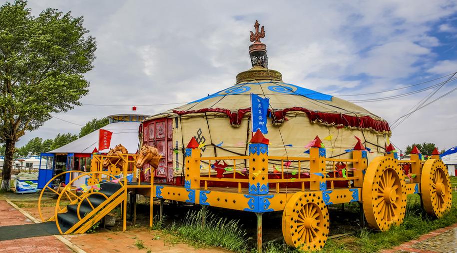 蒙古包的历史由来和发展简单介绍