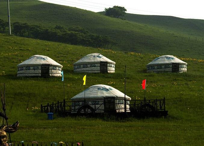 汗国崩溃后回纶人在内蒙古的活动