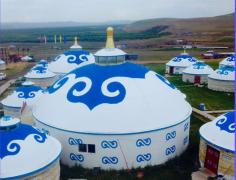 草原蒙古包设计优化研究