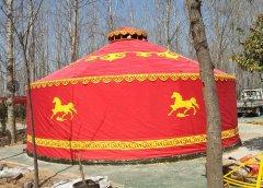 钢结构蒙古包建筑特色