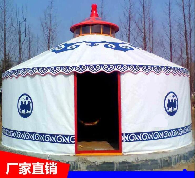餐饮蒙古包厂家