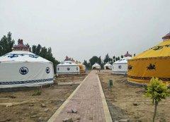 30米大型蒙古包工程结构吊装施工工艺分析