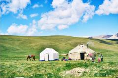 蒙古包的搭建、拆卸、运输与修造