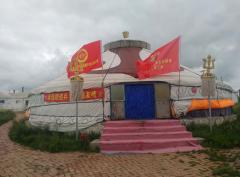 游牧经济模式对蒙古族建筑文化的直接影响