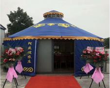 蒙古包厂家介绍:传统蒙古包的结构与搭建