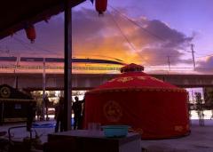 餐饮蒙古包厂家定制公司哪里有?